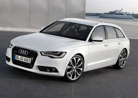 2012 audi wagon 2012 audi a6 avant wagon first official photos released