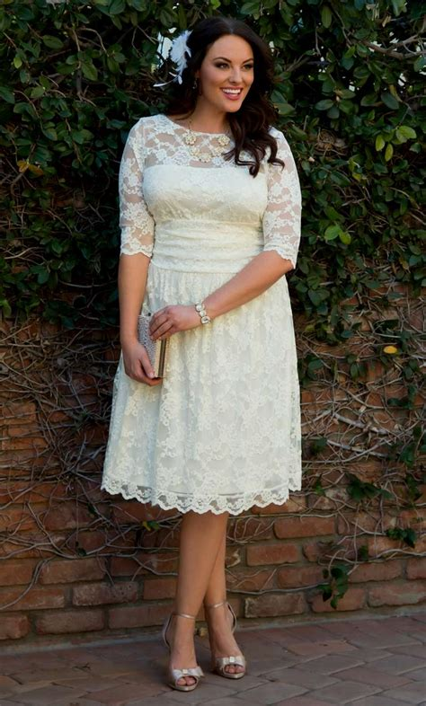 Womens Plus Size Wedding Dresses by Colored Lace Dress Plus Size Naf Dresses