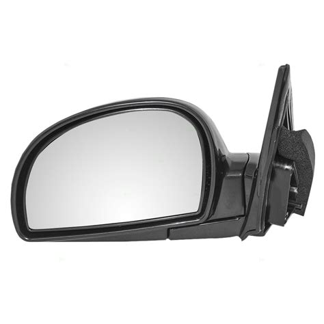 side mirror housing replacement replace 2008 hyundai accent sideview mirror glass heated signal passenger side