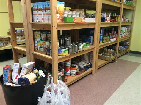 Pantry Services the power of community horizons quincy