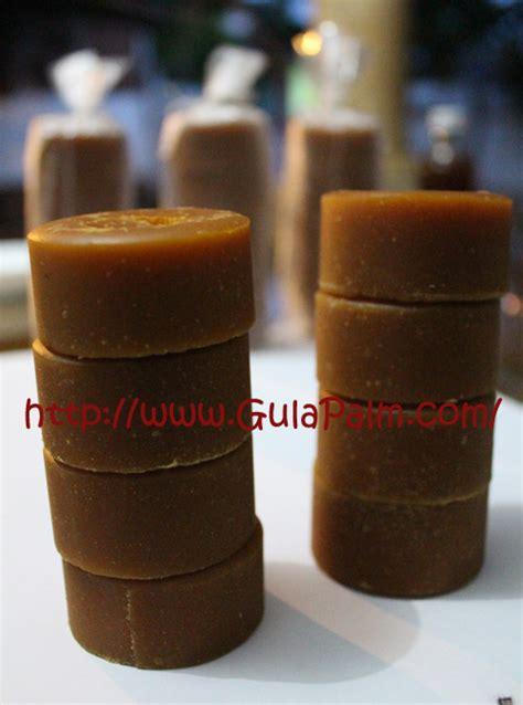 Gula Merah Aren Murni Diameter 5cm gula cetak gula palm