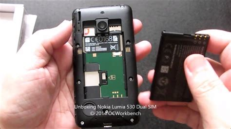 Nokia Senter 2 Kartu unboxing the nokia lumia 530 dual sim smartphone review
