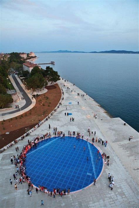 croatia sea organ 121 best nikola basic architect zadar images on