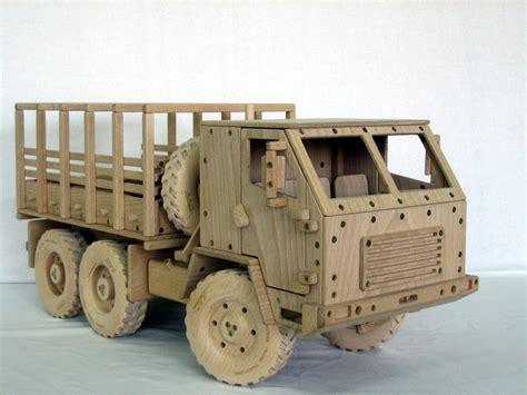 wooden toys plans  trucks