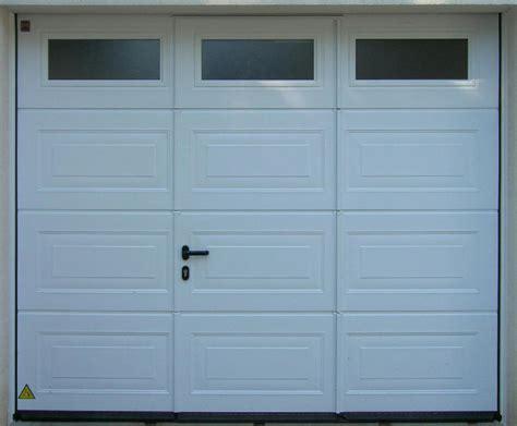 porte hormann portes de garage sectionnelles plafond portes de garage