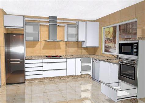 muebles de cocina modernas muebles de cocina legan 233 s reformas modernas y