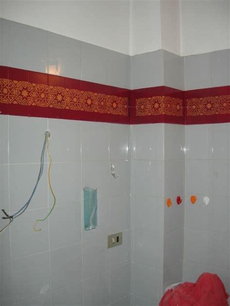 stencil bagno stencil per piastrelle bagno stencil per il bagno come