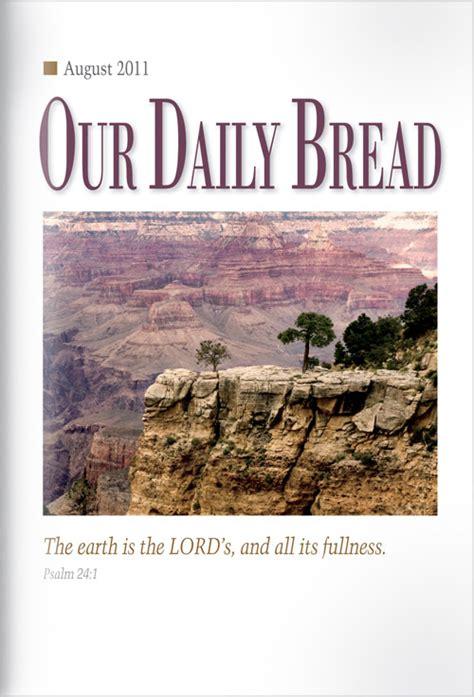 daily bead a teachable spirit our daily bread