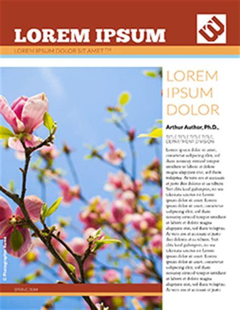 newsletter sle in word newsletter format 13 free newsletter layouts lucidpress