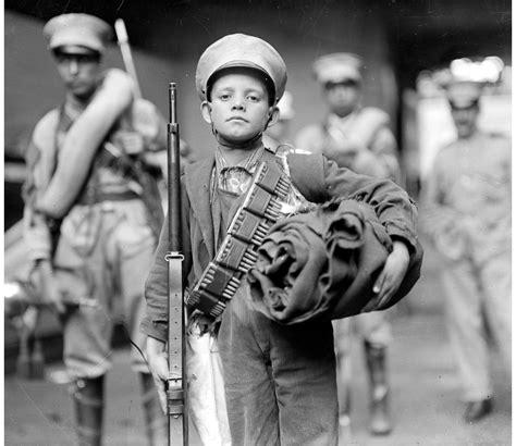 imagenes de la revolucion mexicana blanco y negro el drama de los ni 241 os soldados en la revoluci 243 n mexicana