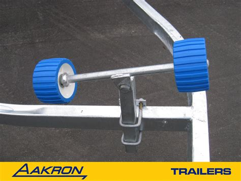 boat trailer with rollers suits 18 20ft boats aak550 - Boat Trailer Rollers Nz