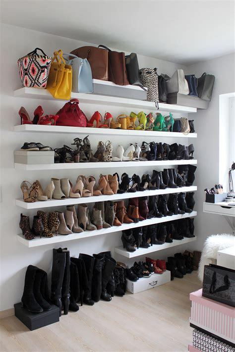 shelves for home shoes ikea homestory mein ankleideraum interior inspiration shoe
