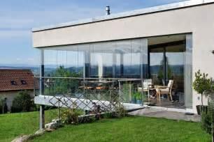 wintergarten verglasung verglasung wintergarten bauwelt ch