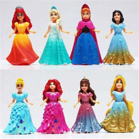 Baju Doll Boneka Original Mattel 97 jual magic clip disney princess 8 princess grosir tanah