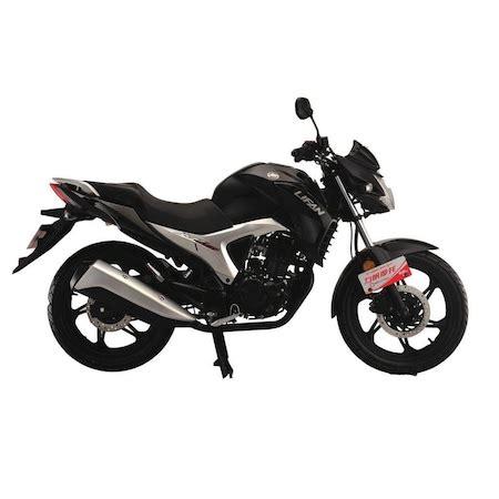 lifan kp  siyah motosiklet ncom