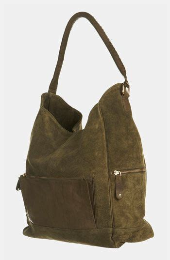 Leather Slouchy Satchel From Topshop by Topshop Slouchy Suede Leather Tote Available At