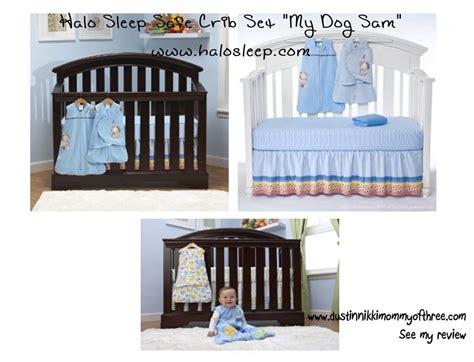 Halo Safe Sleep Crib Set by Halo 5 Safe Sleep Crib Set Review 171 Dustinnikki