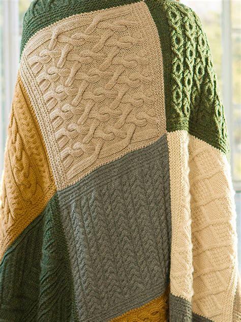 vintage afghan pattern norah s vintage afghan berroco