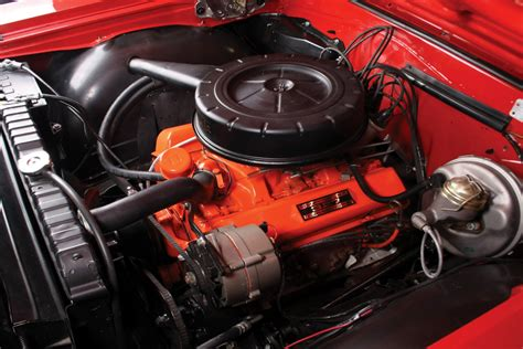 Engine Options for the 1964 Chevelle Chevy Hardcore