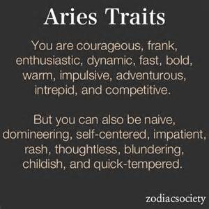 aries traits im an aries need i say more pinterest