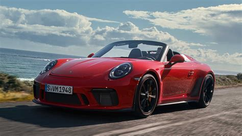 2020 Porsche Speedster by Porsche 911 Speedster Costs Gt2 Rs Money 275k Has