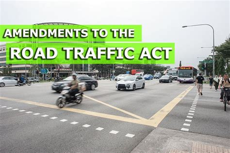 section 151 road traffic act parliament passes new bill that amends road traffic act