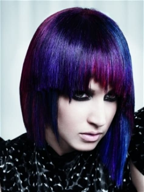 unique hairstyles and colors unique hair coloring ideas 2011