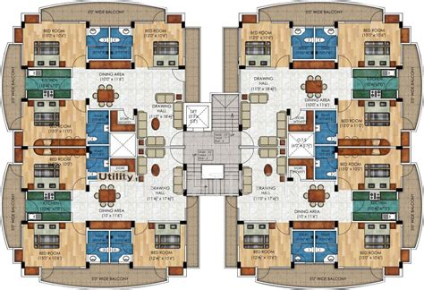 emejing 4 unit apartment building plans gallery home 5 unit apartment building plans home mansion