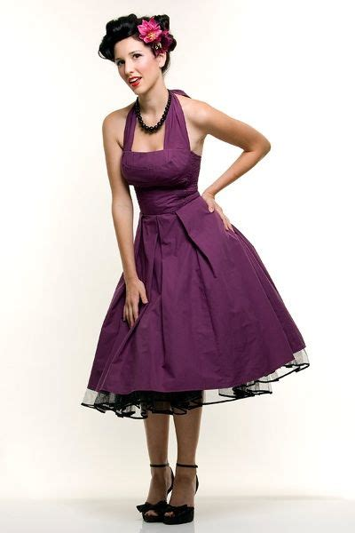 swing bridesmaid dresses eggplant flirty cotton swing dress xs to 4xl unique