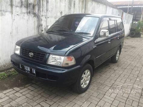 Spion Mobil Kijang Lsx jual mobil toyota kijang 2002 lsx 1 8 di jawa timur manual mpv biru rp 78 000 000 4515308