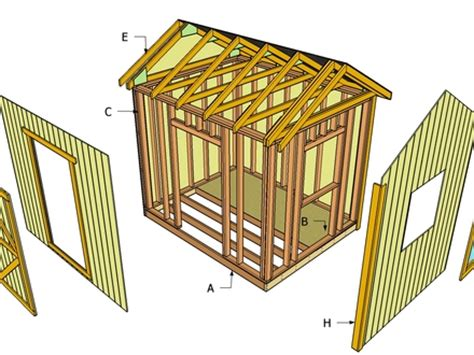 tiny house floor plans 10x12 shed home plans mexzhouse com