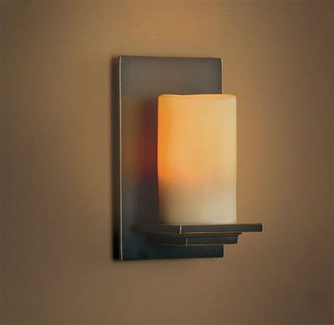 Candle Wall Sconces For Dining Room by Pillar Candle Sconce For The Walls In The Dining Room