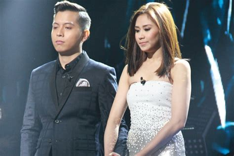 the voice philippines finale sarah geronimo and klarisse in photos sarah geronimo jason dy emotional at the