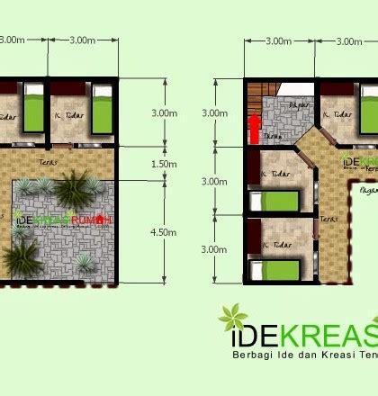 layout pada desain yuk sulap kamar kos sederhanamu jadi senyaman istana