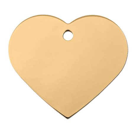 petco tags tag gold personalized engraved pet id tag large petco