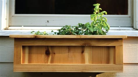 Window Planter Box Paint ? Home Ideas Collection