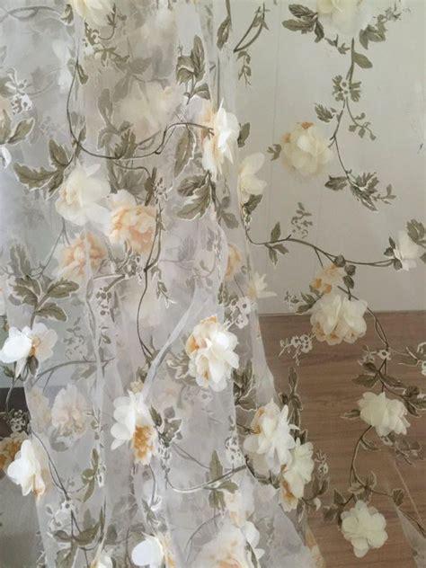 fiori di organza oltre 25 fantastiche idee su fiori di organza su