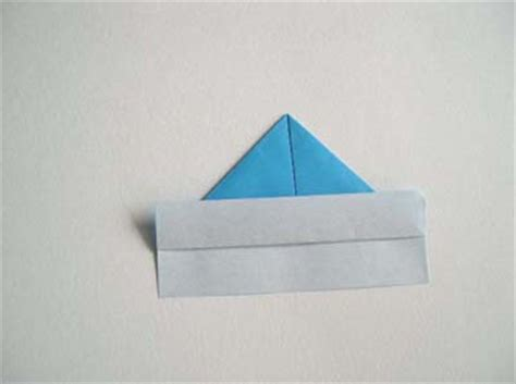 How To Make Paper Boat Hat - origami