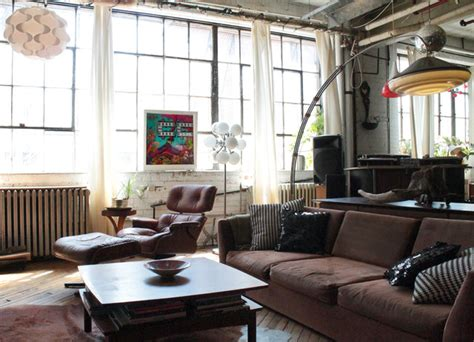 My Houzz: Vintage finds in funky Montreal artists' loft