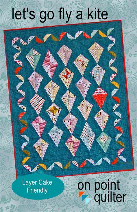 quilt pattern kites let s go fly a kite digital bundle
