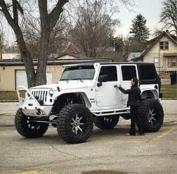 Lifted Jeep Wrangler For Sale 25 Best Ideas About All White Jeep Wrangler On