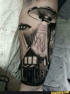 alien tattoos designs and ideas