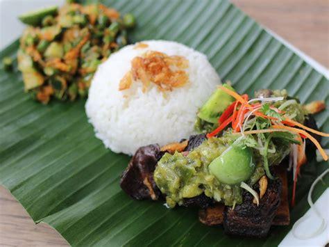 Makanan Coffee Bean ternyata makanan indonesia nya enak2 review