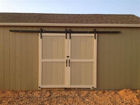 Hanging Exterior Door 25 Best Hanging Barn Doors Ideas On Pinterest