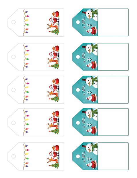 printable winter gift tags image from http www raineronline org wp content uploads