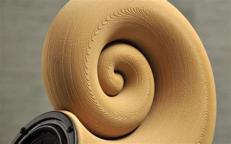 Home Beautiful Original Design Japan akemake creates the world s first 3d printed speaker from