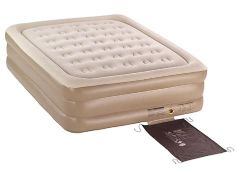 Coleman Air Mattress by Coleman High Quickbed Air Mattress 78 X 60 X 18 Pvc