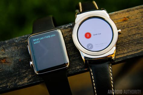 android wear watches android wear vs apple software comparison