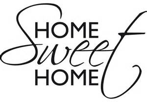 home sweetm home wall stickers home sweet home 1 wall art com