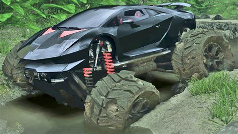lifted lamborghini lamborghini off road spin tires youtube
